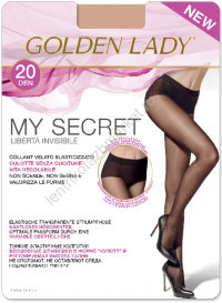 Колготки GOLDEN LADY MY SECRET 20