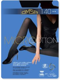 Колготки OMSA MICRO & COTTON 140 XL